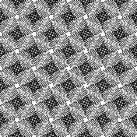Design seamless monochrome decorative pattern. Stock Vector - 97046232