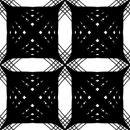 Black and white cross illustration vector design Illustration