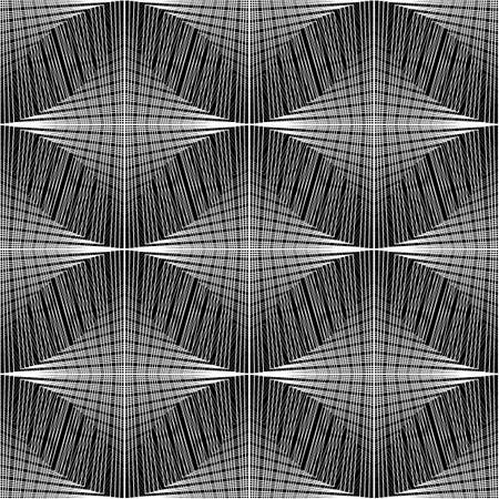 Design seamless monochrome grid pattern. Abstract background. Vector art. No gradient