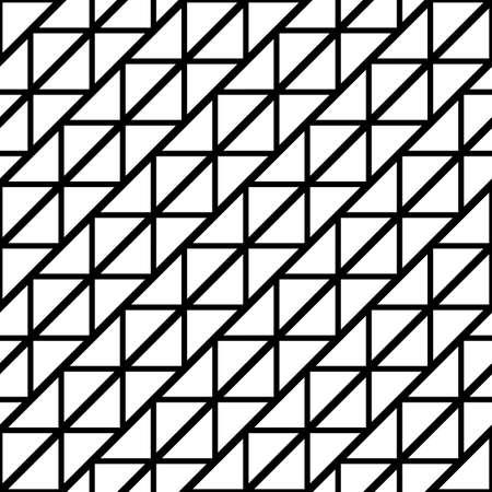 Design seamless monochrome grating pattern.
