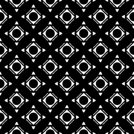 Design seamless geometric pattern. Abstract monochrome grating background.