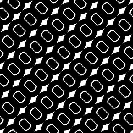 Design seamless grating pattern. Abstract monochrome background. Vector art