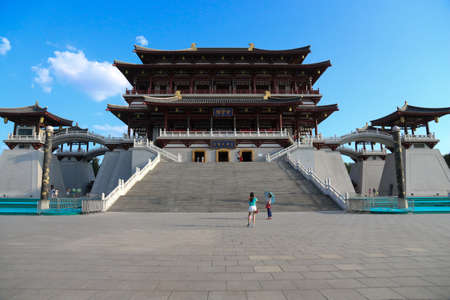 tang: Palace of dynasty tang