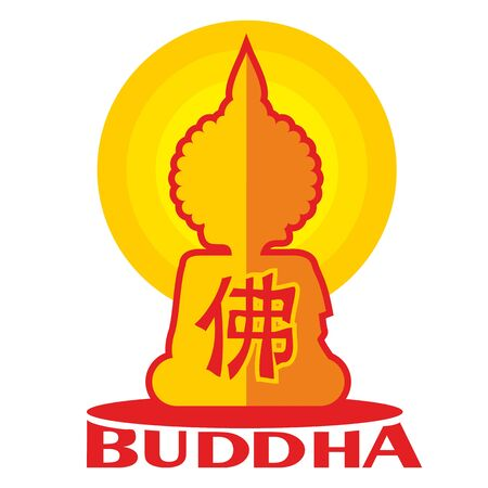 buddist: Gold buddah