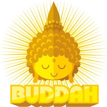 budha: Gold buddah