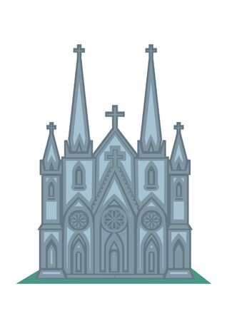 jesuit: church. gothic, religious building a house of worship ..