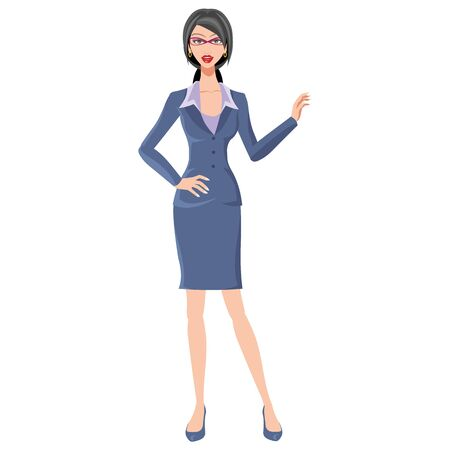 businesswoman, secretary