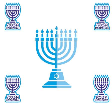 Religious icon Illustration