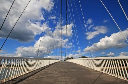 ponte moderno in Croazia