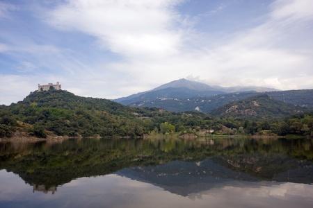 dora: Lago Pistono y Moltalto Dora Castillo