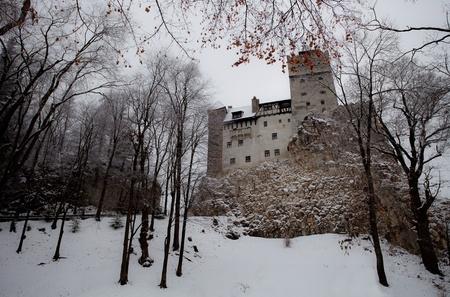 Castello di Dracula in Transilvania, Romania
