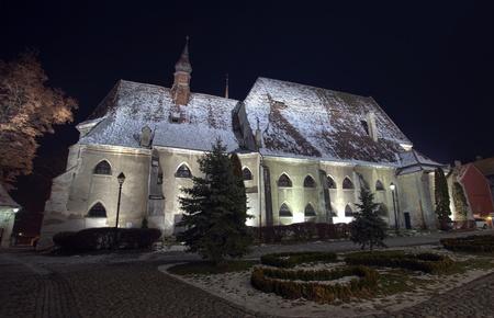 ancient citadel of Sighisoara, Transylvania  photo