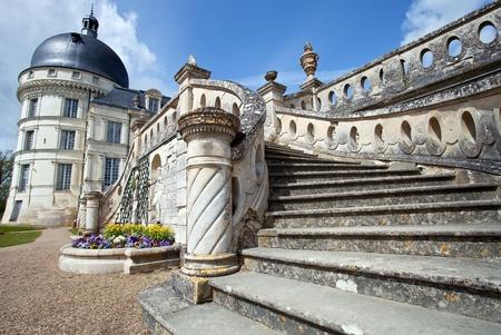 castello di Valencay, Francia