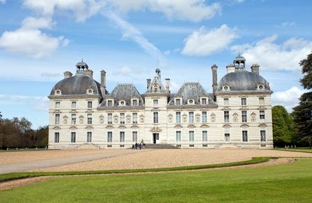 Castello di Cheverny, Francia Editoriali