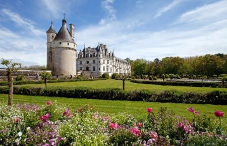 Castello di Chenonceaux, Francia