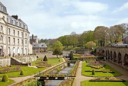medioeval: Vannes, France