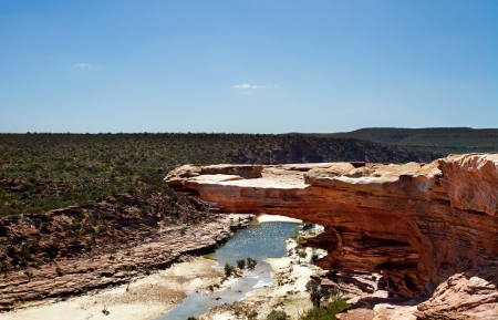 Parco Nazionale Kalbarri in Australia Occidentale
