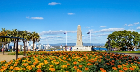perth: Kings Park, Perth, western Australia