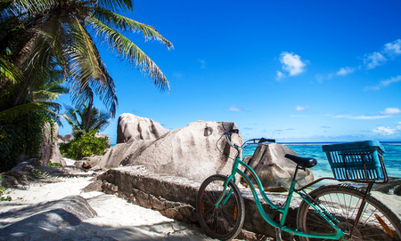 Anse Source dArgent Beach, La Digue, Seychelles