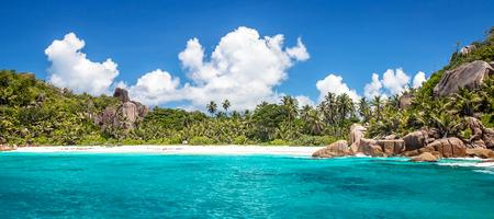 Cocos Island, La Digue, Seychelles Zdjęcie Seryjne