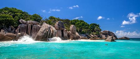 Ilha do Cocos, La Digue, Seychelles