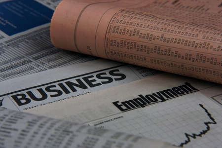 Several business newspapers  are one on one