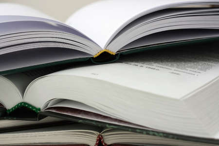 Open books as education background