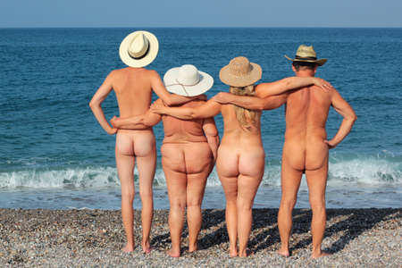 Nude family naked on beach bethea completely nude