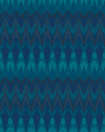 Seamless geometric pattern with rample texture Illustration
