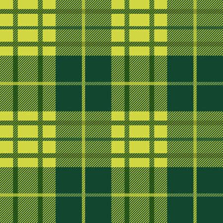 Tartan, plaid pattern. Illustration
