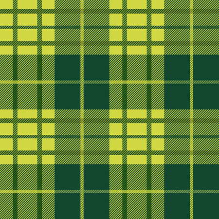 Tartan, plaid pattern. Illustration