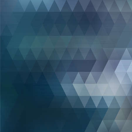 Abstract geometric background with place for your text  Triangle pattern