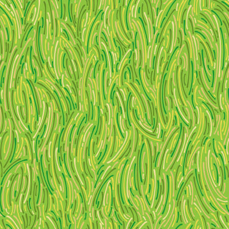 grass background: Abstract seamless texture