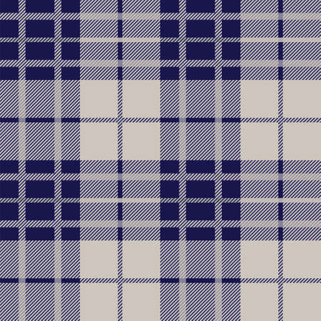 Tartan, plaid pattern  Vector