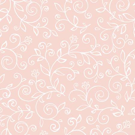 Patrón sin fisuras con flores decorativas y la textura de encaje. Vintage fondo de pantalla. Foto de archivo - 28793875