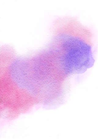material: Abstract watercolor background