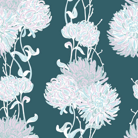 graphic backgrounds: Floral background. Seamless floral pattern. Hand drawn texture with abstract flowers for textiles, fabrics, souvenirs, packaging, greeting cards and scrapbooking.