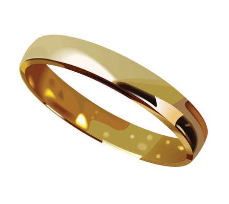 ring finger: golden ring