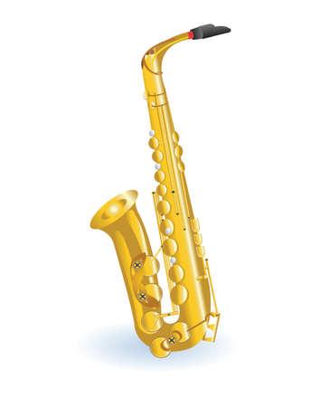 fagot: złote saksofony