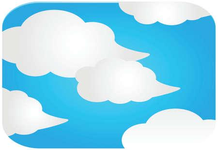 nubes cielo: nubes cielo