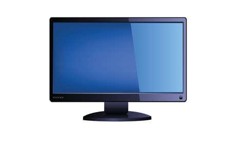 lcd: LCD TV Monitor