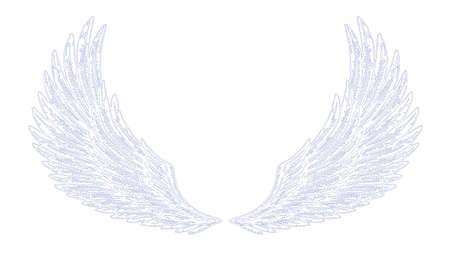 death angel: wings illustration
