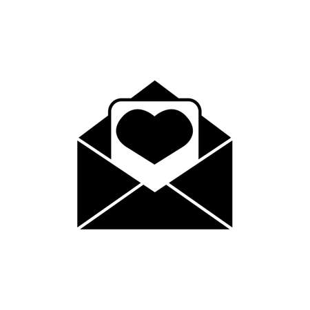 Love letter icon.