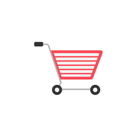 e commerce icon: E-commerce flat icon Illustration
