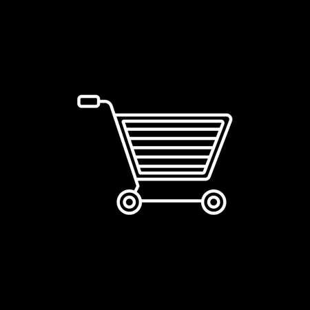 e commerce icon: E-commerce line icon Illustration