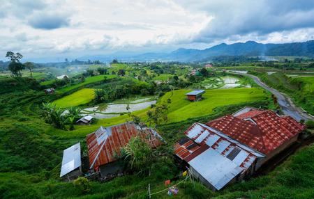 Pariangan (Beautiful Kampong in the World), Tanah Datar, West Sumatra