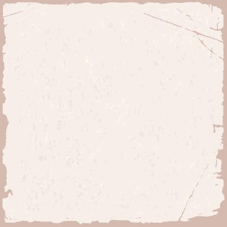 pink brown: Vector grunge texture of pink old paper Illustration