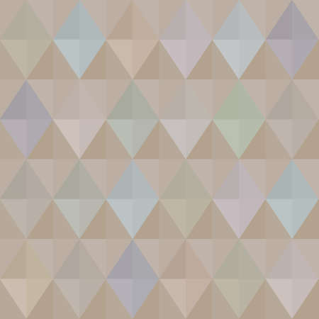 Seamless vector retro harlequin background in pastel colors Stock Vector - 13108000