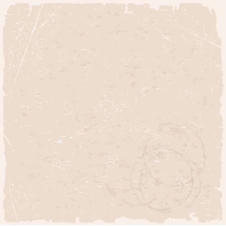 rifts: Vector grunge texture of beige old paper