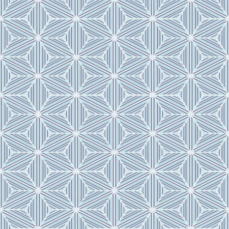 glacial: Seamless geometric winter background with shapes like snowflakes